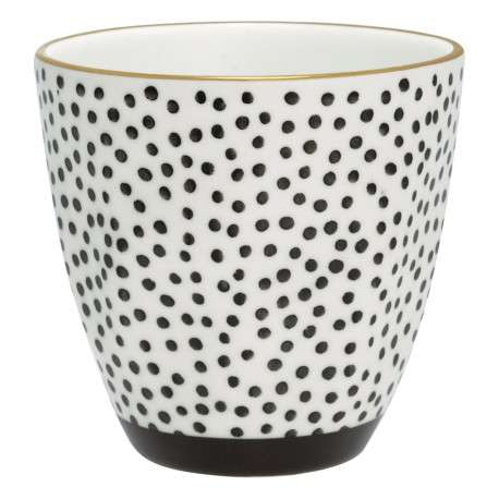 Tazza da Latte Greengate Dot