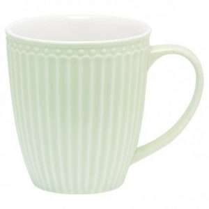 Tazza Mug Greengate Alice Pale Verde