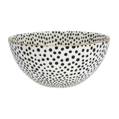 Bowl Greengate Dot Medium
