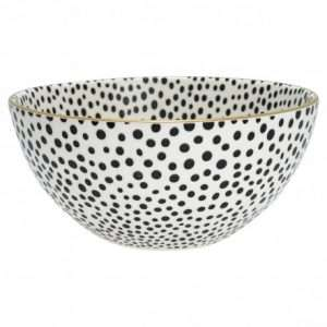Bowl Greengate Dot Large