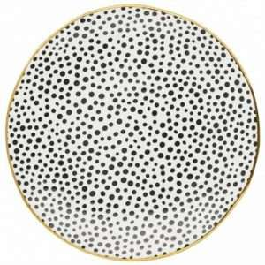 Piatto Large Greengate Dot