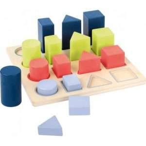 Puzzle ad Incastro per Bambini