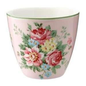 Tazza da Latte Aurelia rosa Greengate