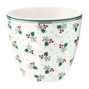 Tazza da latte Joselyn bianca Greengate